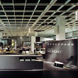 Stylepark_moroso_quad CO-AX Lightpoles