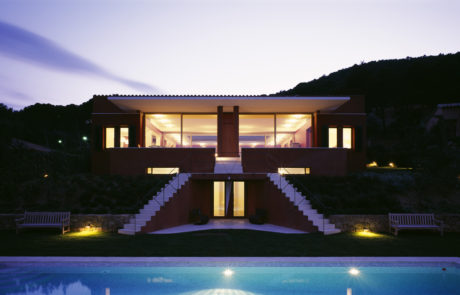 Hofhaus in Katalonien, Begur, Spanien