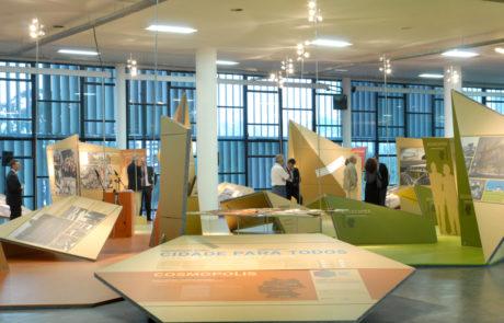 Cidade para Todos Architekturbiennale