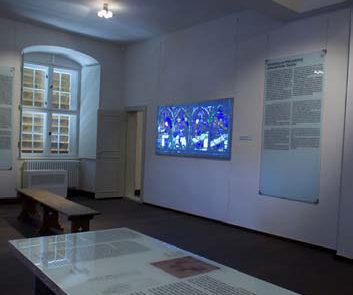 Ausstellungsbeleuchtung Naumburger Dom