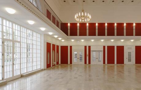 Wandelhalle Bad Oeynhausen, Kurpark Bad Oeynhausen