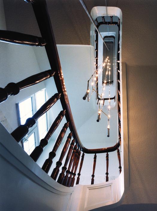 Altbau Treppenhaus