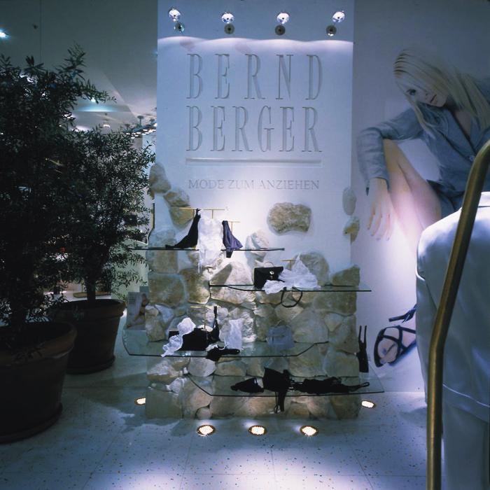 Bernd Berger Showroom