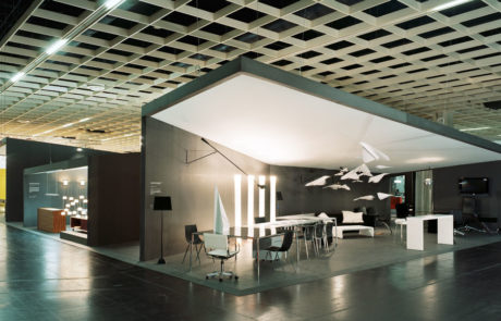Messestand Stylepark workscapes