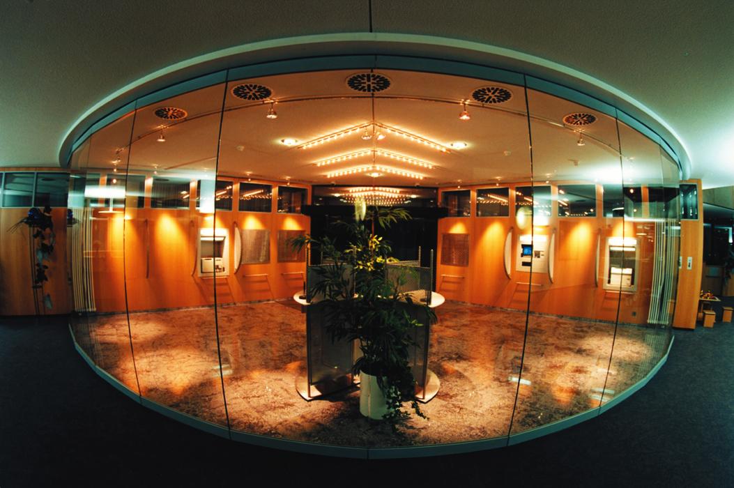 Geldautomaten Halle Bank Ibbenbüren