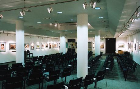 GOTHA Versicherungsmuseum Vortragssaal Gotha