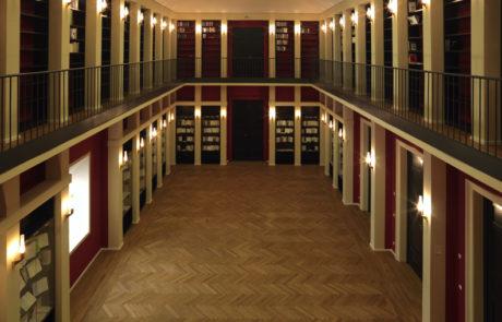 Alte Stadtbibliothek, Frankfurt am Main