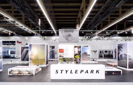 Messestand Stylepark