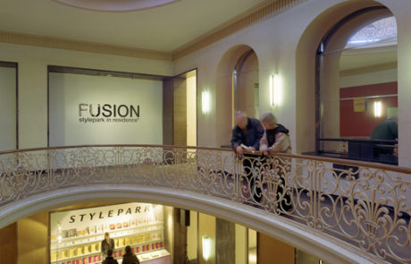 Stylepark in Residence FUSION