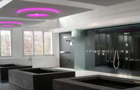 Sadorex Showroom Undercover Elemente